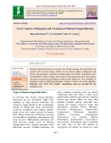 Newer aspects of diagnosis and treatment of human fungal infection
