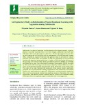 An exploratory study on relationship of social-emotional learning with aggression among adolescents