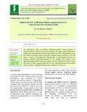 Digital services' utilization pattern among farmers of central zone Uttar Pradesh, India