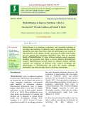Biofortification to improve nutrition: A review