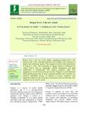 Dengue fever: A review article