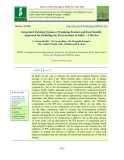 Integrated farming system a promising farmer and eco friendly approach for doubling the farm income in India – A review
