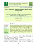 Review of venturi injector application technology for efficient fertigation in irrigation system