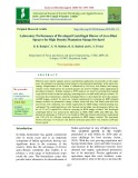Laboratory performance of developed centrifugal blower of Aero blast sprayer for high density plantation mango orchard