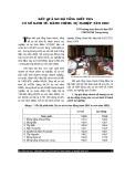 Kết quả sơ bộ tổng điều tra cơ sở kinh tế, hành chính, sự nghiệp năm 2007