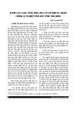 Đánh giá cuộc tổng điều tra cơ sở kinh tế, hành chính, sự nghiệp năm 2007 tỉnh Thái Bình