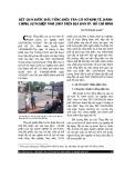 Kết quả bước đầu tổng điều tra cơ sở kinh tế, hành chính, sự nghiệp năm 2007 trên địa bàn TP. Hồ Chí Minh