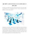 Đọc hiểu và phân tích báo cáo tài chính liệu có đơn giản
