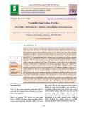 Variability study in rose varieties