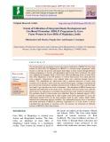 Extent of utilization of integrated basin development and livelihood promotion (IBDLP) programme by Garo farm women in Garo hills of Meghalaya, India