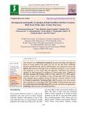 Development and quality evaluation of dahi fortified with beta carotene rich sweet potato juice variety bhu-sona