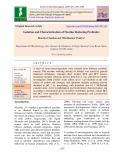 Isolation and characterization of Nicotine reducing probiotics