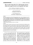 Đức của đế vương nhìn từ các phương thức dự báo (Khảo sát trong văn xuôi tự sự trung đại Việt Nam)