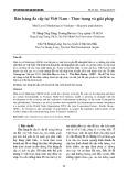 Bán hàng đa cấp tại Việt Nam - Thực trạng và giải pháp