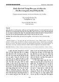Quốc dân tính Trung Hoa qua cái nhìn của Dư Hoa trong tiểu thuyết Huynh Đệ