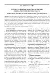 Parameter-based optimization of the dry milling process for energy saving
