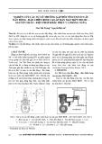 Nghiên cứu các sự cố thường gặp đối với cụm cơ cấu dẫn động - đảo chiều bơm cao áp máy MAN B&W họ MC - nguyên nhân - biện pháp khắc phục và phòng ngừa