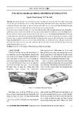 Ứng dụng Grabcad trong mô phỏng kỹ thuật ô tô