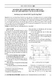 Mô hình thí nghiệm hệ thống thủy lực neo giữ liên hợp máy vận xuất gỗ cỡ nhỏ