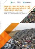 Báo cáo Đánh giá công tác quản lý chất thải rắn sinh hoạt và chất thải công nghiệp nguy hại – Các phương án và hành động nhằm thực hiện chiến lược quốc gia