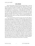 Tiểu luận: Hiện trạng quản lý chất thải rắn tại một số bệnh viện trên địa bàn tỉnh Gia Lai