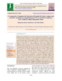 A comparative evaluation for detection of hepatitis B surface antigen and anti HCV antibodies by rapid diagnostic tests and ELISA Method at Govt. Medical College, Dungarpur, India