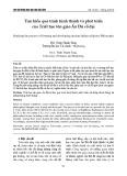 Tìm hiểu quá trình hình thành và phát triển của Triết học tôn giáo Ấn Độ cổ đại