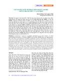Tài nguyên nước dưới đất đồng bằng Nam Bộ: Những thách thức và giải pháp