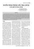 Huyền thoại trong Liêu Trai chí dị của Bồ Tùng Linh