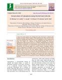 Seroprevalence of leptospirosis among aborted goats in Kerala