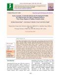 Socio-economic, communicational and psychological profile of tribal farmers for their livelihood status in west Nimar region of Madhya Pradesh, India