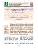 A study on assessing the potential and use of mobile phones by farmers in Nellore district of Andhra PradeshA study on assessing the potential and use of mobile phones by farmers in Nellore district of Andhra Pradesh