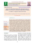 Impact of frontline demonstration on the yield and economics of chickpea (Cicer arietinum L.) production in Rajkot district of Gujarat