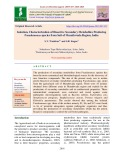 Isolation, characterization of bioactive secondary metabolites producing Pseudomonas species from soil of Marathwada region, India
