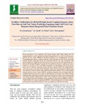 Fertilizer calibrations for hybrid brinjal based cropping sequence using post-harvest soil test values prediction equations under soil test crop response based integrated plant nutrition system