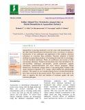 Indian almond tree (Terminalia catappa Linn.) as herbal biomedicine in aquaculture industry