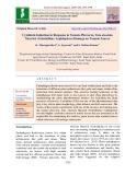 Cytokinin induction in response to tomato pinworm, tuta absoluta meyrick (Gelechiidae: Lepidoptera) damage on tomato leaves