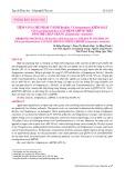 Tiềm năng chế phẩm vi sinh Bacillus và Streptomyces kiểm soát Vibrio parahaemolyticus gây bệnh AHPND trên tôm thẻ chân trắng (Litopenaeus vannamei)