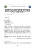 Examining influenced factors of the preparation phase on total construction time delay of buildoperate-transfer transport projects in Vietnam