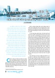 Sự phát triển của thành phố Đà Nẵng giai đoạn 1997-2009 phân tích từ góc độ chính trị phát triển