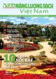 Tạp chí Năng lượng sạch Việt Nam: Số 16/2018