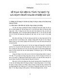 Bài giảng Kế toán xây dựng cơ bản: Chương 2