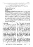 Sinh trưởng của rừng trồng keo lai (Acacia auriculiformis x Acacia mangium) trên những cấp đất khác nhau tại tỉnh Đồng Nai