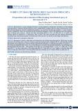 Nghiên cứu bào chế thuốc phun tạo màng phim chứa Ketoconazol 1%