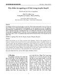 Đặc điểm tín ngưỡng và lễ hội trong truyền thuyết