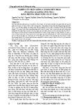 Nghiên cứu nhân giống cây Kim tiền thảo (Desmodium styracifolium (Osb.) Merr.) bằng phương pháp nuôi cấy in vitro