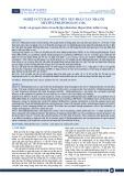 Nghiên cứu bào chế viên nén phân tán nhanh Methylprednisolon 4 mg