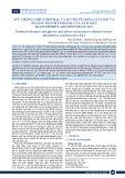Sức chống chịu furfural và sự chuyển hóa glucose và xylose thành ethanol của nấm men blastorotrys adeninivorans XE1