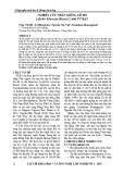 Nghiên cứu nhân giống Gõ đỏ (Afzelia xylocarpa (Kurz) Craib) từ hạt