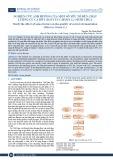 Nghiên cứu ảnh hưởng của một số yếu tố đến chất lượng của cà rốt (Daucus Carota L.) muối chua